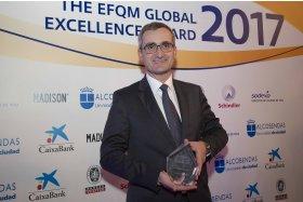 Sanitas Hospitales vuelve a recibir el Premio Europeo de Excelencia EFQM