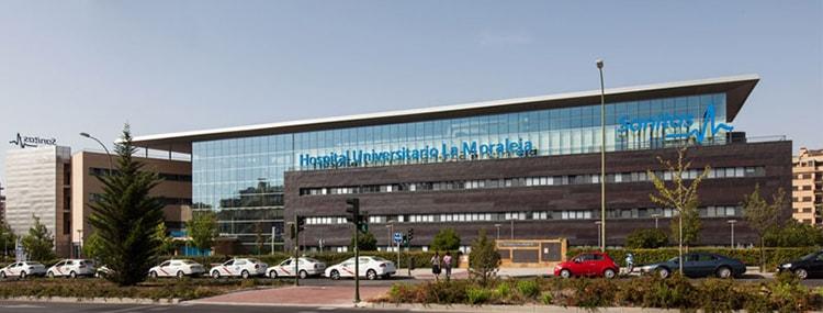 Estructura distribucin y planos hospital la moraleja for Oficinas sanitas barcelona